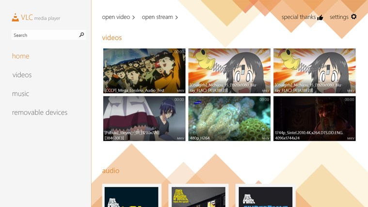 VLC Player beta for Windows 8 1 now available for download