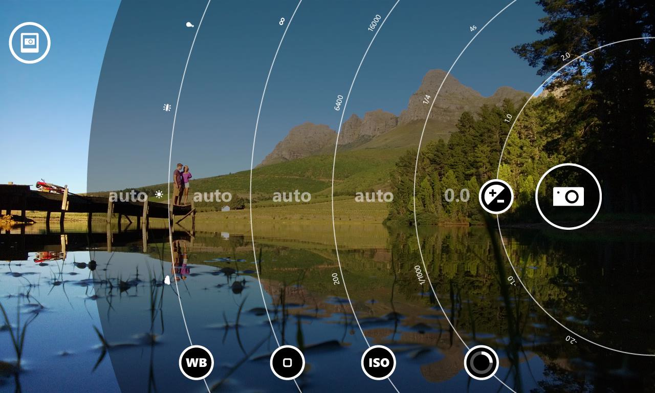 Lumia camera the re branded nokia camera app on windows phone 8 with