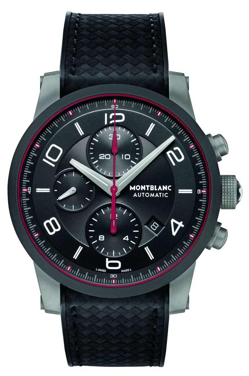 Montblanc-Timewalker-urban-speed-e-strap-watch-5