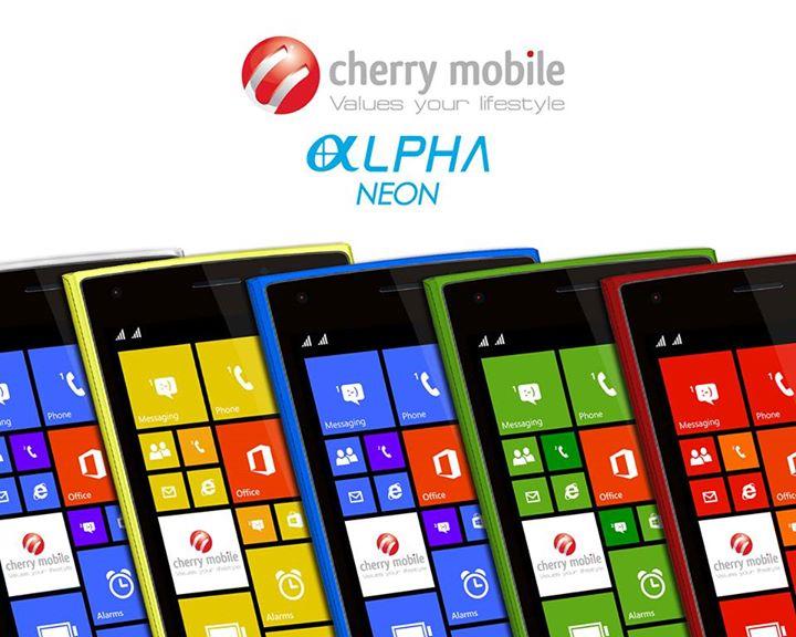Cherry-MObile-Alpha-Neon