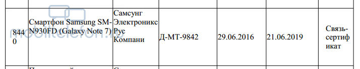 Galaxy-note-7-russia-cert
