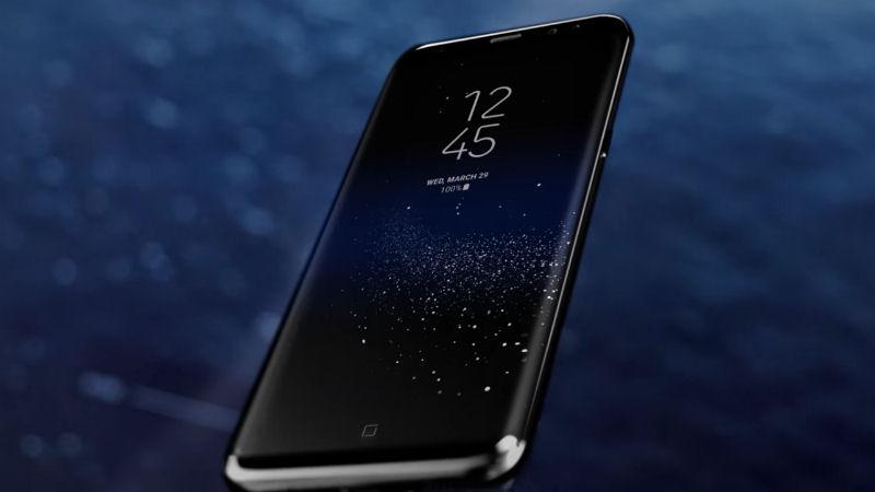Galaxy S8 random reboots