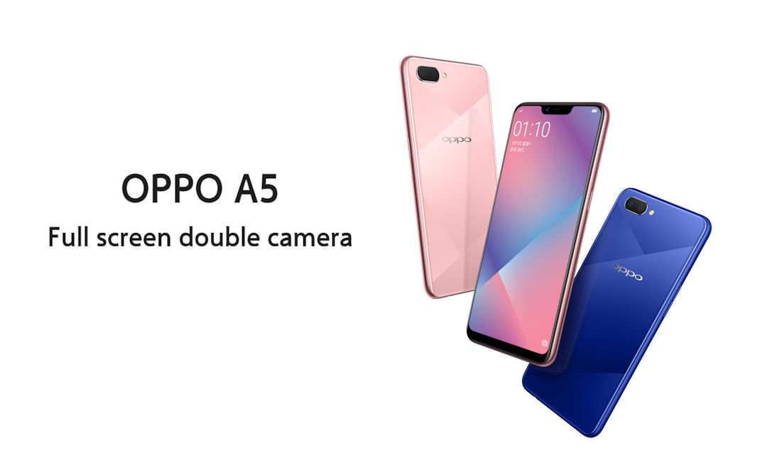 bffc41d5e Oppo makes the new A5 official with a large 6.2-inch display